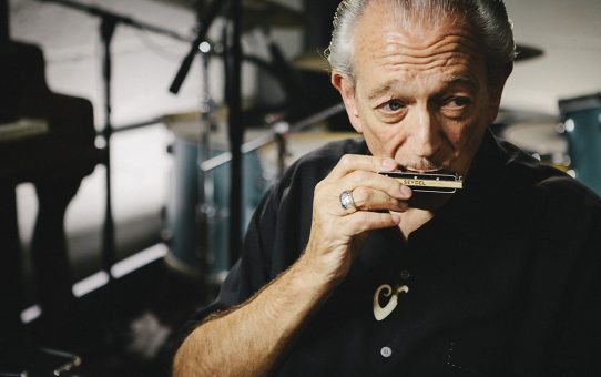 Listen to EB's interview with Grammy Winner Charlie Musselwhite