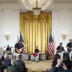 The Delta Blues Museum Band Performs at the White House